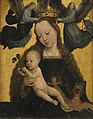 Gerard David - Virgin and Child with Angels (Museo del Prado).jpg
