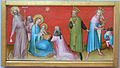 Getty Center - Franco-Flemish Master - The adoration of the Magi with Saint Antony abbot.JPG