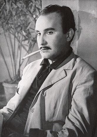 Gianni Rizzo - Rizzo in 1954