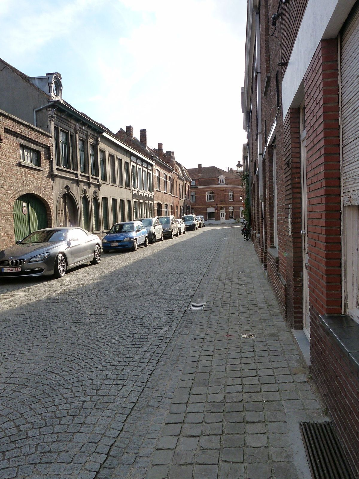 Gieterijstraat - Wikipedia