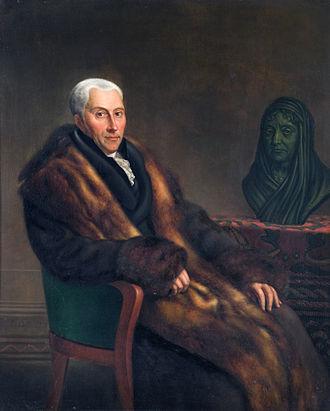 Gijsbert Karel van Hogendorp - Image: Gijsbert Karel graaf van Hogendorp, door Jean Francois Valois of Cornelis Cels