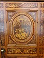 Ginter Marquetry door to the Treasurer's office (detail) 02.jpg