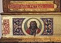 Giotto, polittico di bologna, 1330 ca, da s.m. degli angeli, predella 01.jpg