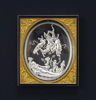 Giovanni Bernardi - Image: Giovanni Bernardi The Fall of Phaethon Walters 4169