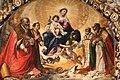 Giovanni Francesco Guerrieri, Madonna con Santi a cui i Cinque Santi Martiri offrono la chiesa.jpg
