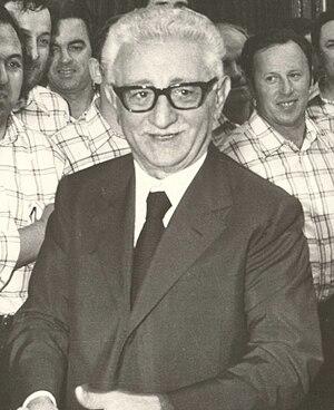 Giovanni Leone - Picture of Giovanni Leone