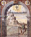 Giovanni Maria Falconetto, Mantua, Palazzo d'Arco, Sala dello Zodiaco, Sign of Scorpio.jpg