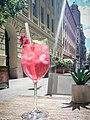 Girl-Power Cocktail served on the terrace of Cafe Brunch Budapest.jpg