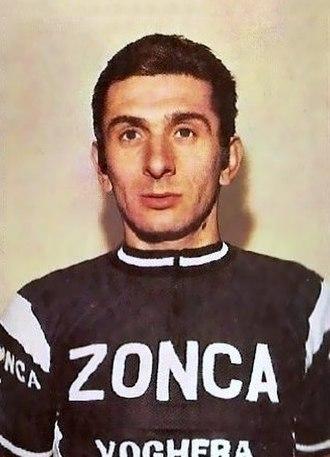 Giuseppe Beghetto - Giuseppe Beghetto in 1971