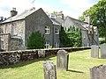Glenbuchat graveyard and manse - geograph.org.uk - 446132.jpg
