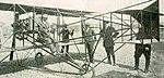 Glenn Curtiss, sur Curtiss No 2 à la Semaine de Champagne d'août 1909 (RM de vitesse aérien).jpg