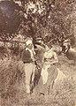 Gloeden, Wilhelm von (1856-1931) - n. 0002 recto - Costumi siciliani, 1872. Vincitore medaglia d'oro Ministero dell'educazione, 1900. Cm 17x22. Aste LaRosa.jpg