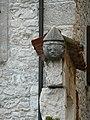 Gnomo Nel castello di barcìs - panoramio.jpg