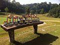 Gokarna Forest Resort golf course trophies.jpg