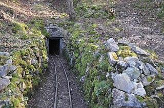 Derbyshire lead mining history