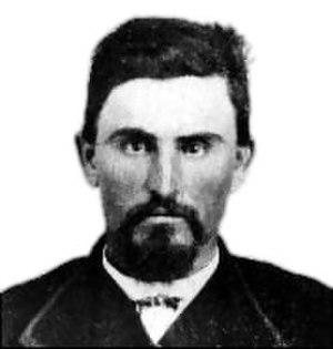 Charles Goodnight - Goodnight in 1860