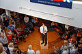 Governor of Wisconsin Scott Walker (and Scott Brown) at Seacoast Harley Davidson in North Hampton NH on July 16th 2015 by Michael Vadon 05.jpg