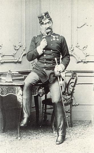 Karl Ludwig von Grünne - Karl Ludwig von Grünne