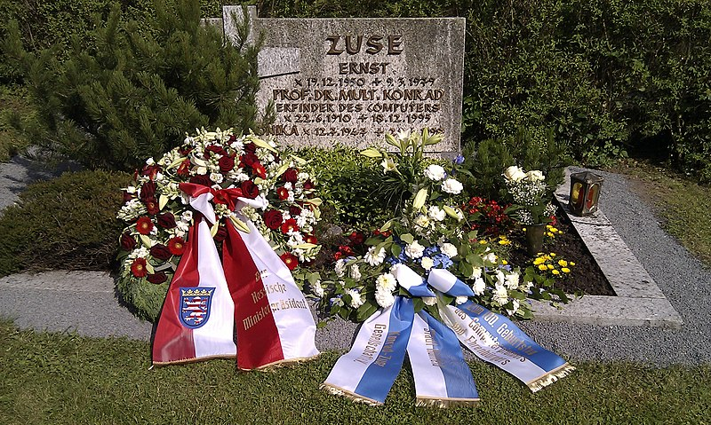 File:Grab von Konrad Zuse in Hünfeld.jpg