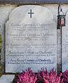 Grafenstein Friedhof Grabstein Grafenfamilie Czernin von Chudenitz 27102015 8497.jpg