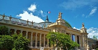 2024 Summer Olympics - Grand Palais