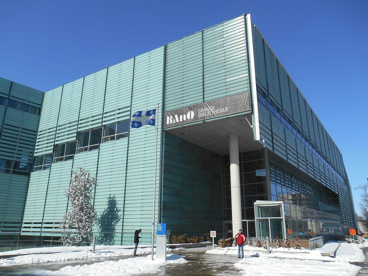 Grande biblioth que wikip dia for Chambre de la jeunesse montreal