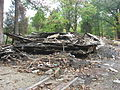Grandview Apostolic Church rubble pile from northeast.jpg