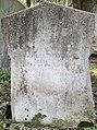 Grave of Victorian poet James Thompson in Highgate Cemetery.jpg