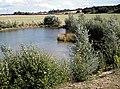 Gravel Pit - Hunston - geograph.org.uk - 509393.jpg