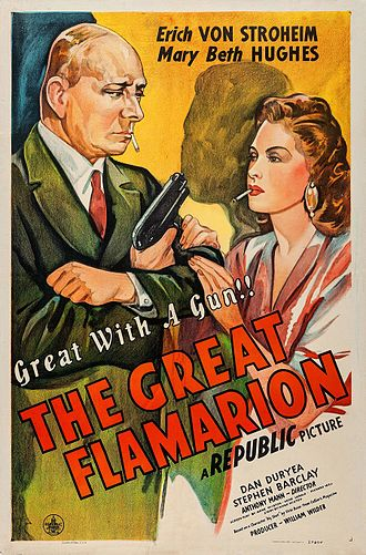 The Great Flamarion - Theatrical release poster