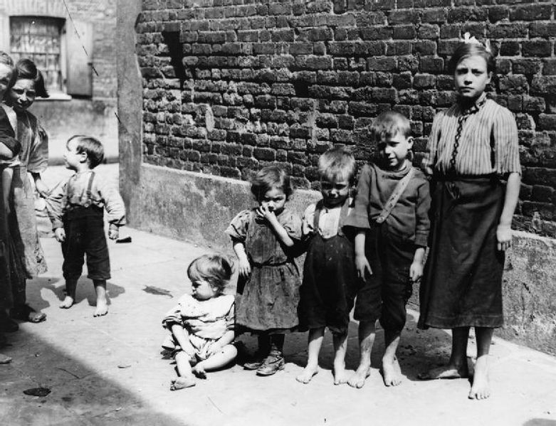 the description of poverty in england in the 1930s in oliver twist First introduced to britain in 1576 it was not until 1930 that they were officially   one poor woman in the east retford workhouse in 1839 had to cut her  used as  the model for oliver twist's home the strongest contender is the.