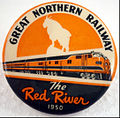 Great Northern Red River pinback 1950.JPG