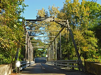 Etters Bridge - Image: Green Lane Bridge York n Cumberland PA 3