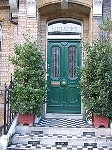 Green door, 8 Bloomsbury Square, London WC1.jpg