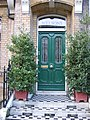 Green door, 8 Bloomsbury Square, London WC1.jpg