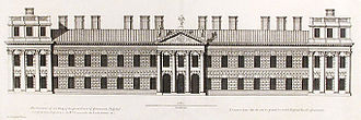 John Webb (architect) - Image: Greenwich Hospital. Vit Brit
