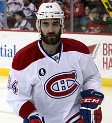 Description de l'image Greg Pateryn - Montreal Canadiens.jpg.