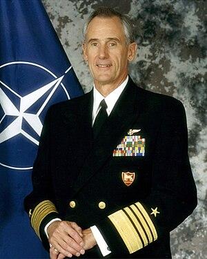 Gregory G. Johnson - Admiral Gregory G. Johnson