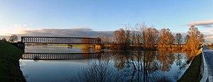 Griethausen railway bridge