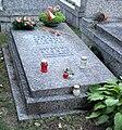 Grob Janiny Gorzynskiej Bierut.JPG