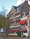foto van Voormalig bankgebouw (nu: Restaurant Overstag)