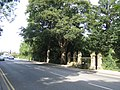Grosvenor Road and Locked Gates to Overleigh Cemetery - geograph.org.uk - 533322.jpg