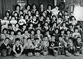 Group of Japanese children at Lemon Creek camp? (16548867554).jpg