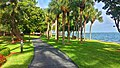 Grove Isle garden path along Biscayne Bay.jpg