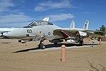 Grumman F-14D Tomcat '164350 - 103' (27558401531).jpg