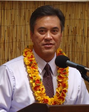 Felix Perez Camacho - Image: Guam Governor Felix Camacho