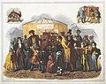 Guckkasten Jahrmarkt 1843.jpg