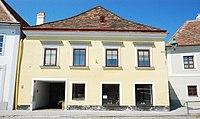 GuentherZ 2011-07-09 0238 Pulkau Haus Hauptplatz3.jpg