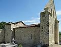 Gueyze (Sos) - Église Saint-Barthélemy -5.JPG