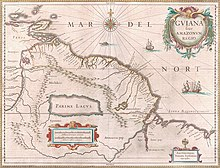 Dutch colonisation of the Guianas - Wikipedia on